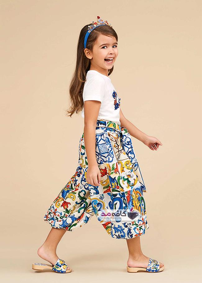 مدل لباس دخترانه 2019