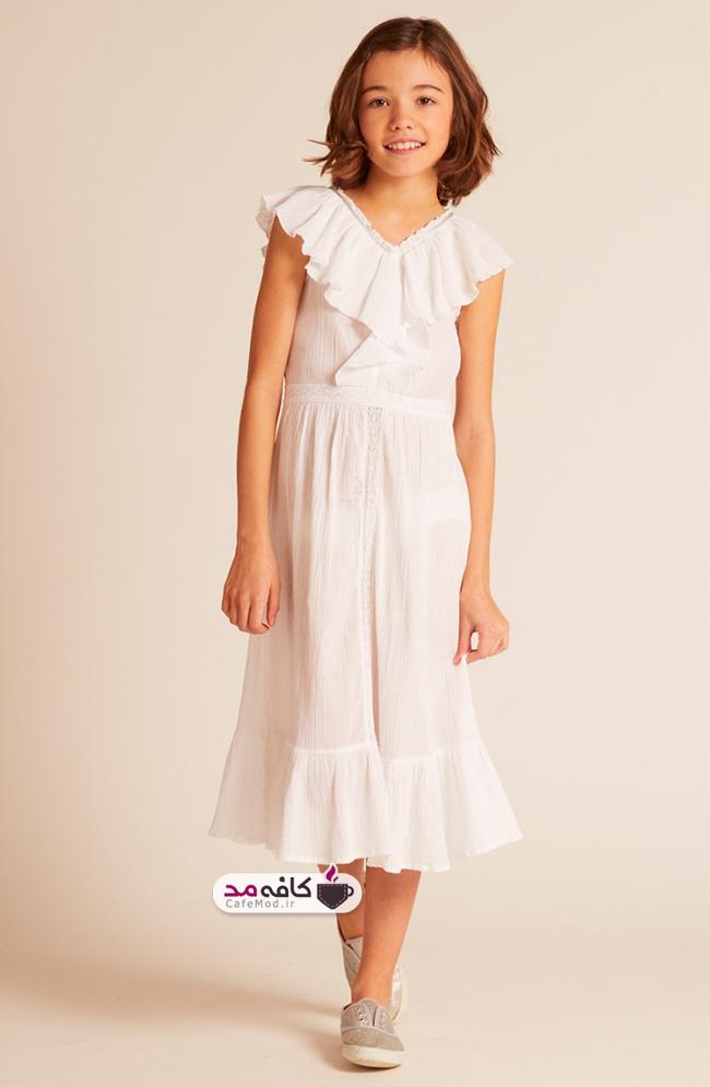 مدل لباس تابستانه مجلسی 2018