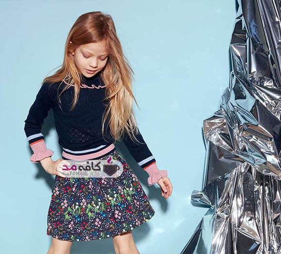 مدل لباس دخترانه anne kurris 2019