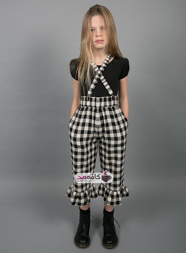 مدل لباس دخترانه و پسرانه تابستانه 2018