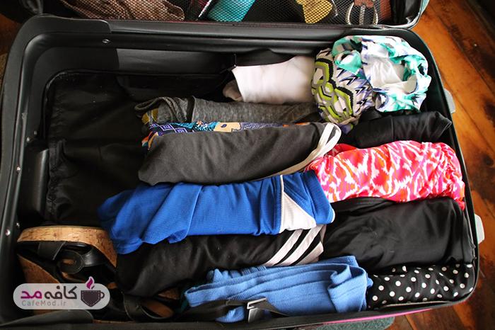 لباس مناسب برای مسافرت در تابستان