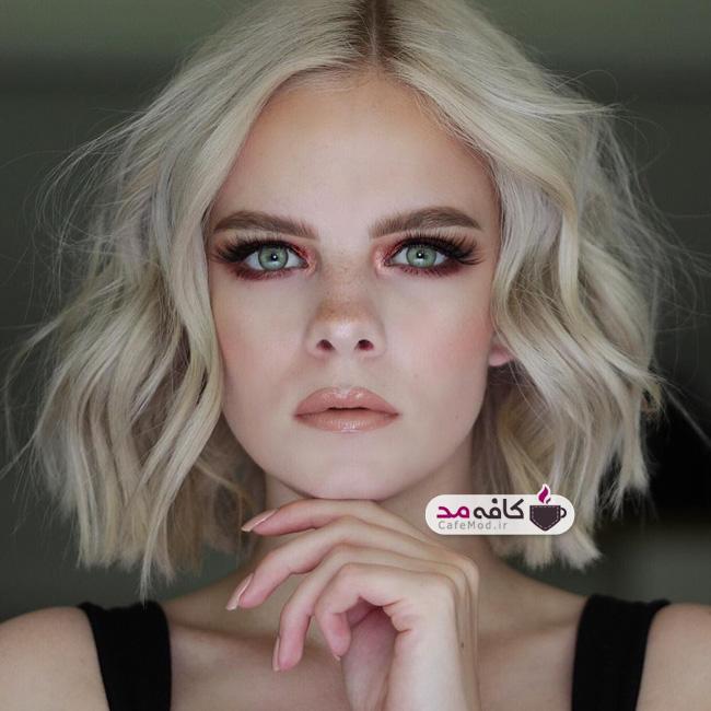 مدل جدید آرایش مجلسی