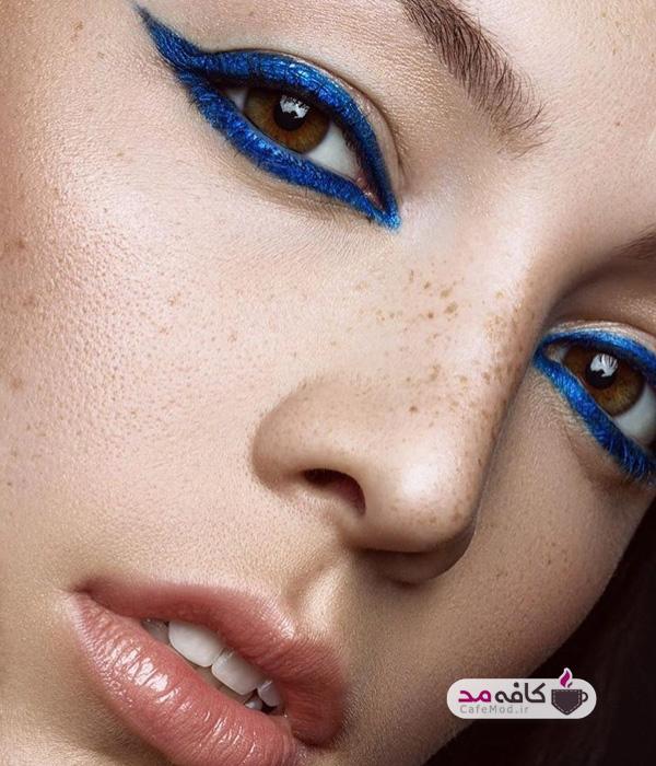 مدل آرایشی میکاپ آرتیست معروف