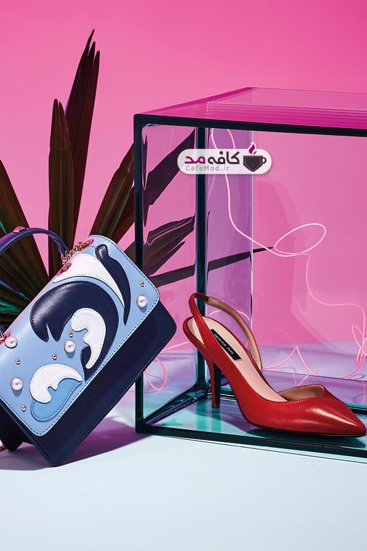 مدل کیف و کفش زنانه
