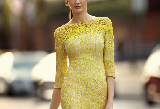 مدل لباس مجلسی Carla Ruiz