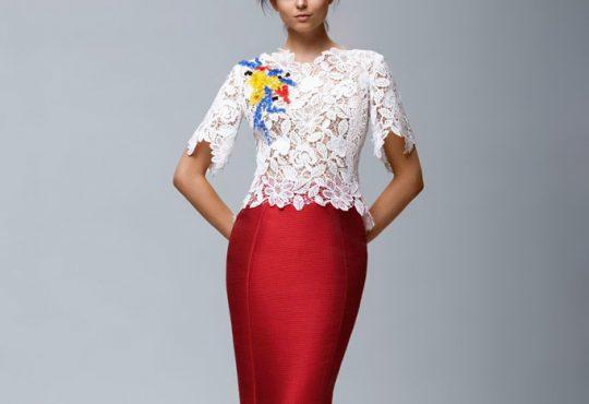 مدل لباس مجلسی Gemy Maalouf