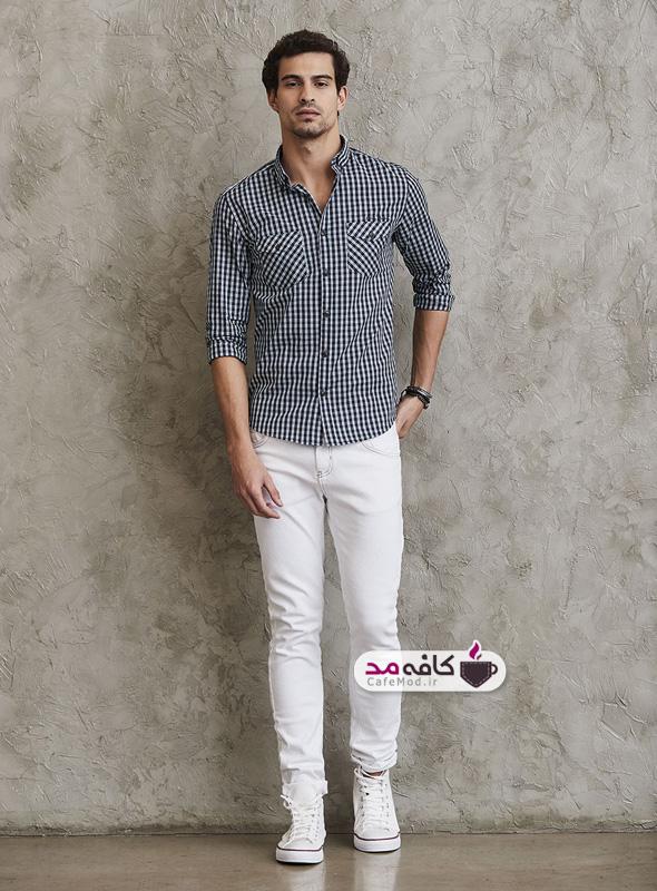 مدل لباس مردانه تابستانه