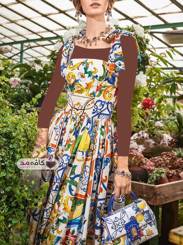 مدل لباس زنانه DolceGabbana