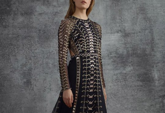 مدل لباس زنانه Temperley London