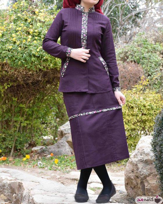 مدل تن پوش ایرانی تابستانه