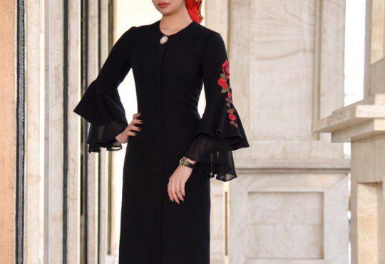 مدل مانتو ایرانی بارون
