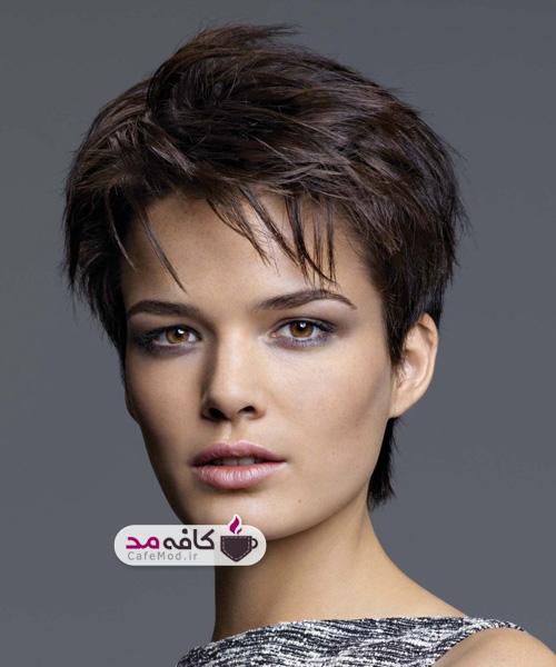 مدل موی کوتاه زنانه 2018