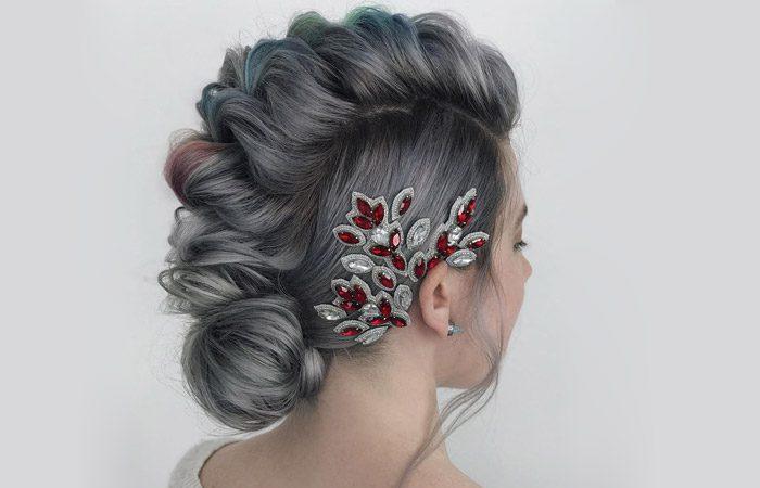 چند مدل درست کردن موها