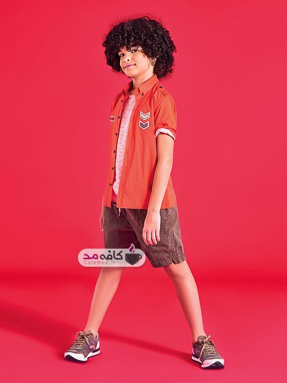 مدل لباس پسرانه Morato 2019