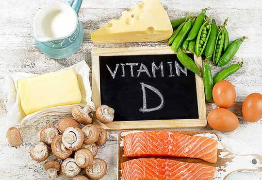 ارتباط کمبود ویتامین D و بیماری ریه