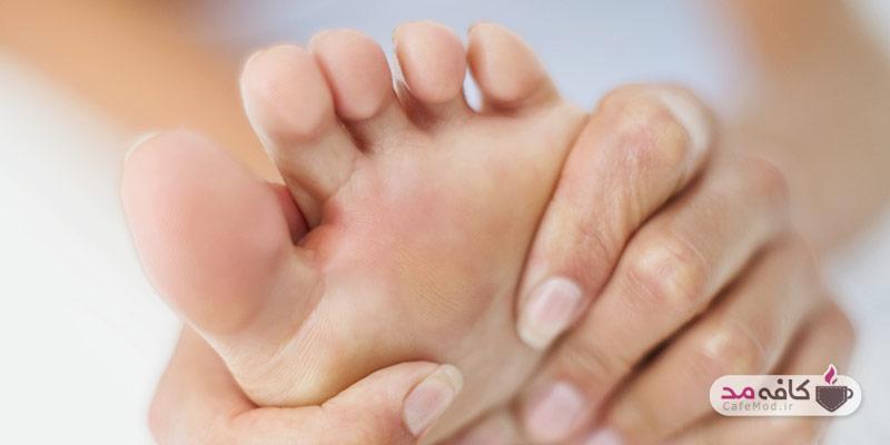 7 راه درمانی برای ترک پاشنه