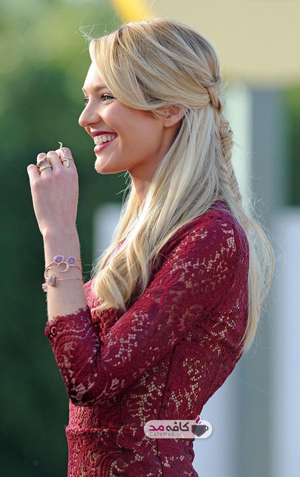 پنج راز زیبایی کندیس سوانپول