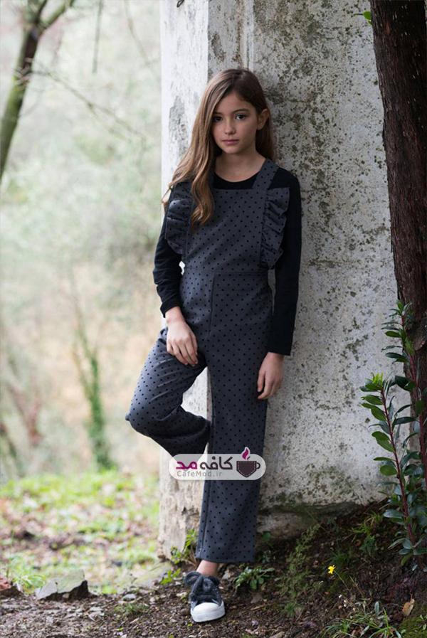 مدل لباس پاییزه دخترانه Magil