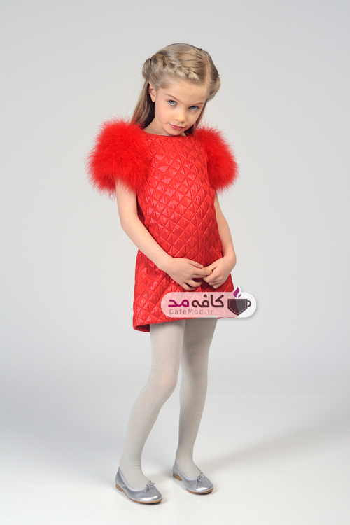 مدل لباس پاییزه دخترانه CHarabia