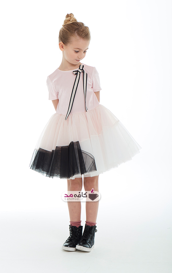 مدل لباس مجلسی دخترانه Valmax