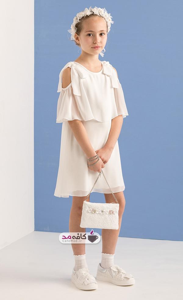 مدل لباس عروس دخترانه 2019