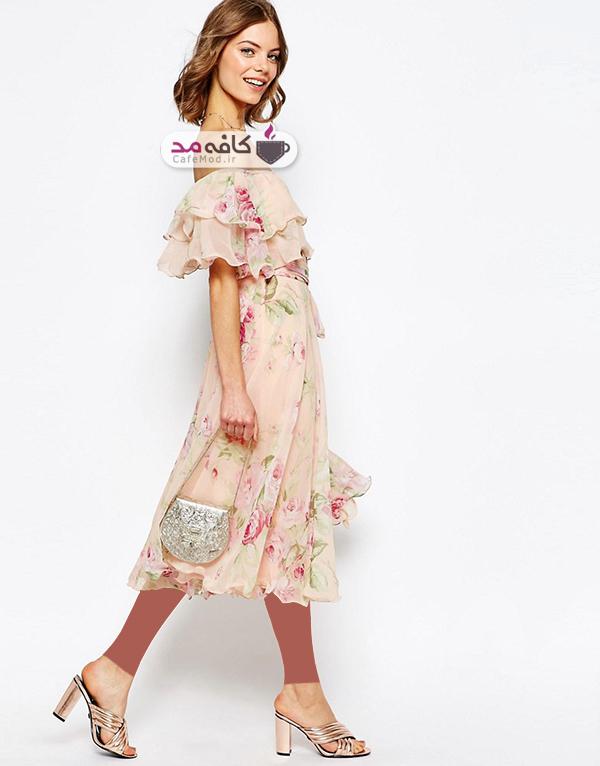 تابستان امسال لباس مجلسی چی مده