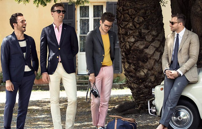 اشتباهات مراقبت از لباس آقایان