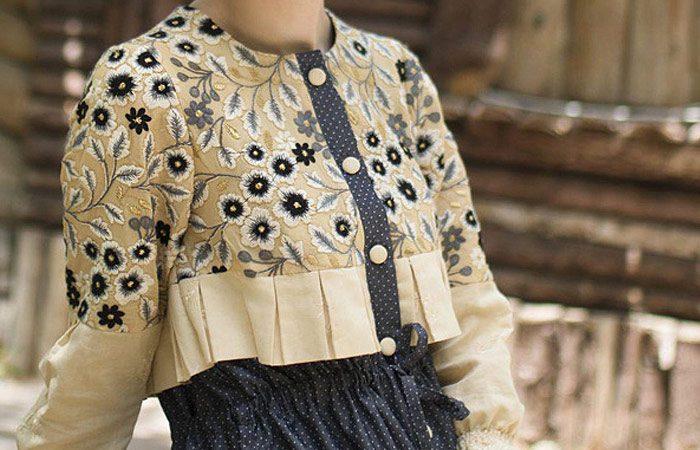 مدل لباس زنانه تابستانه مربع