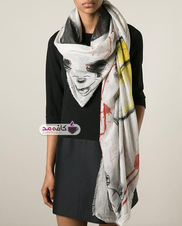 ده برند برتر روسری