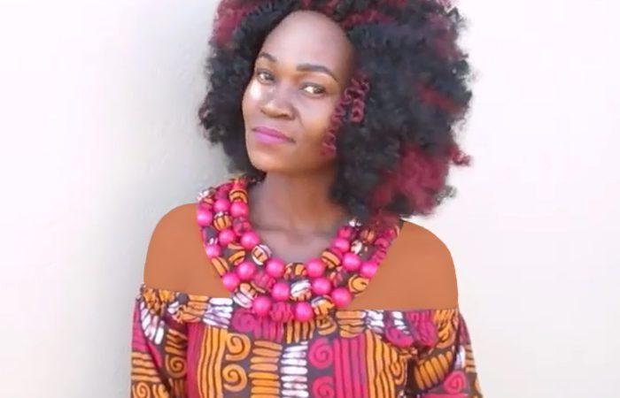 فیلم آموزش درست کردن گردنبند آفریقایی