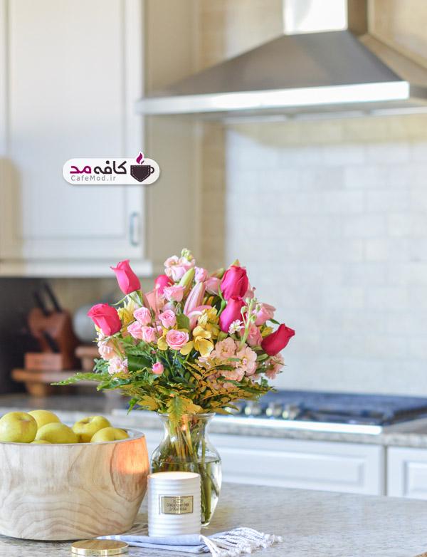 استند گل مخصوص آشپزخانه