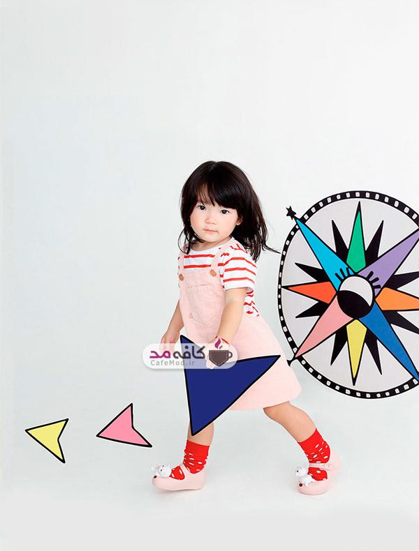 مدل کفش دخترانه Mini-Melissa