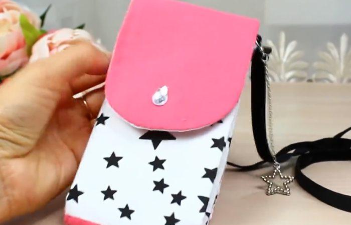 فیلم دوخت کیف کارت و موبایل
