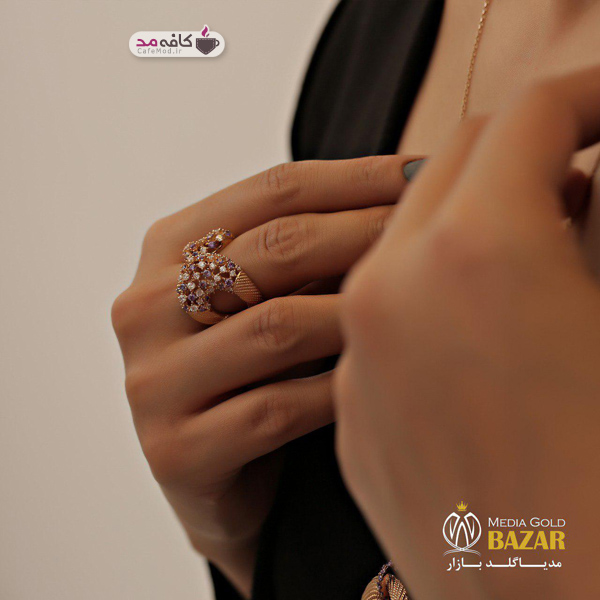 مدل جواهرات طلا