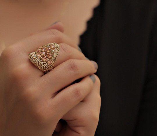 مدل جواهرات Media Gold
