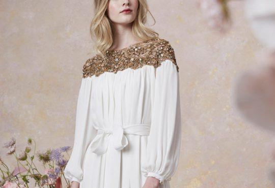 مدل لباس مجلسی 2019 Marchesa
