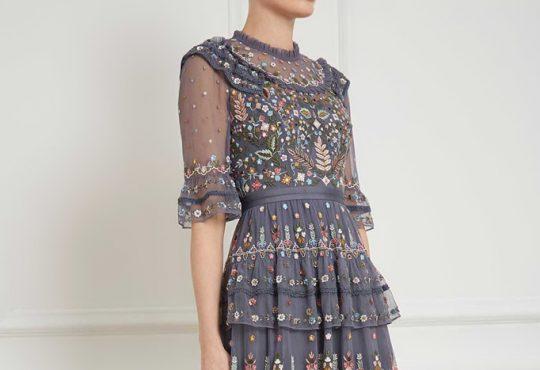 مدل لباس مجلسی Needle and Thread