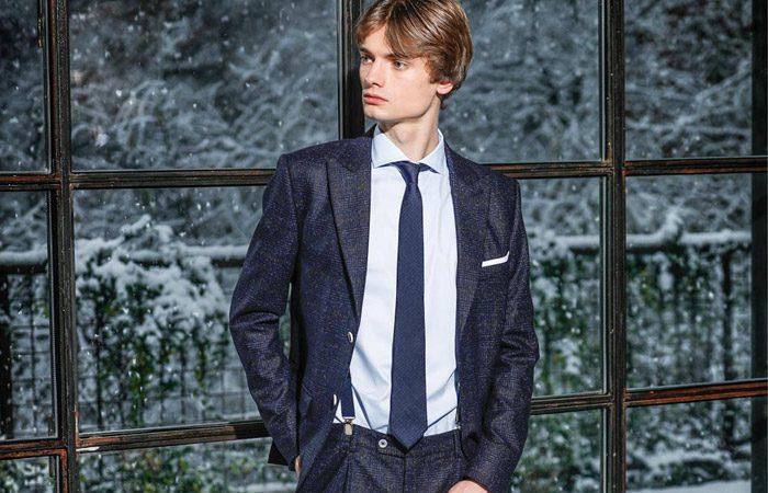 مدل لباس مردانه پاییزه Alessandrini