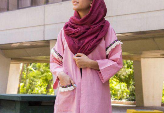 مدل مانتو و تن پوش ایرانی Paeez