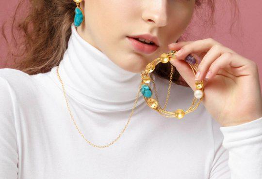 مدل طلا و جواهرات Zinari