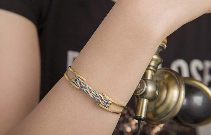 مدل طلا و جواهرات گارنت