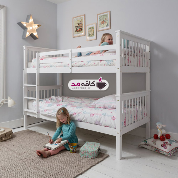 کاهش فضای تخت در اتاق خواب کوچک