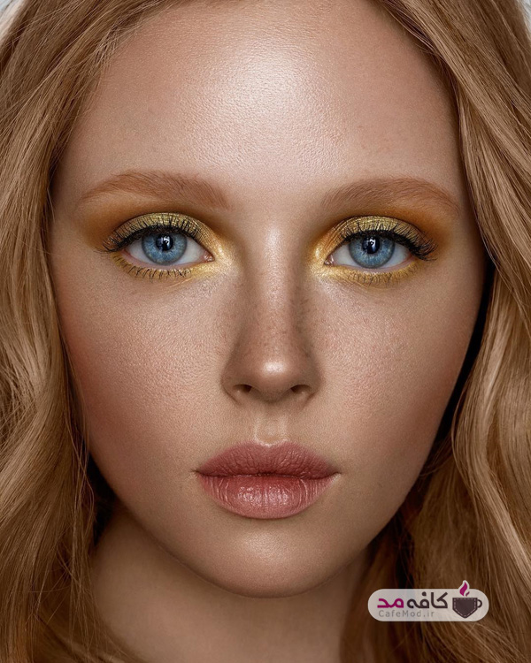 مدل آرایش گریم صورت