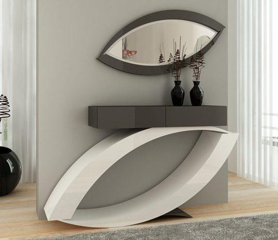 آینه کنسول اسپرت برای خانههای ایرانی