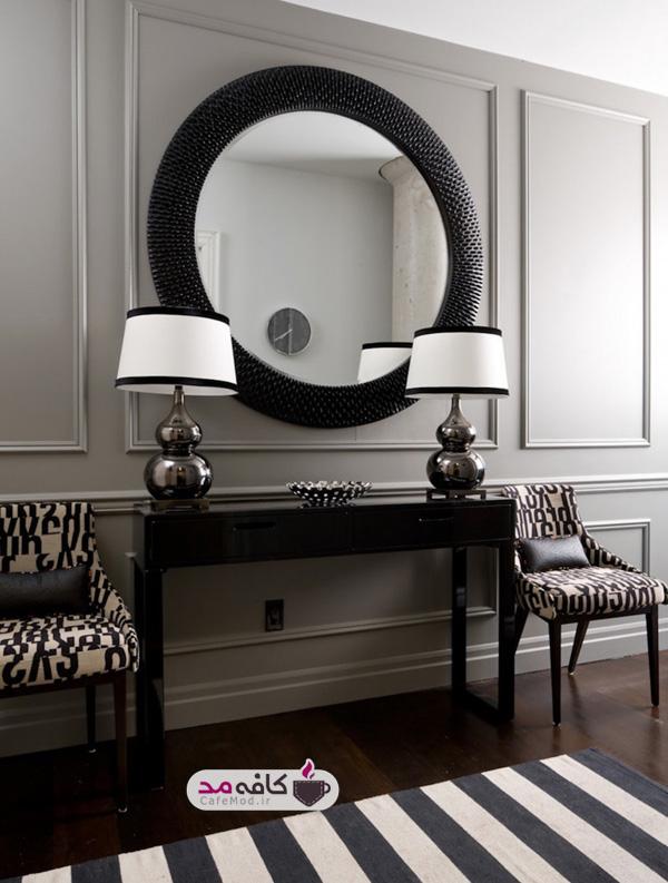 مدل آینه کنسول اسپرت