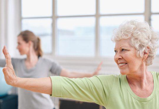 کاهش ابتلا به نارسایی قلبی در زنان مسن با ورزش کردن