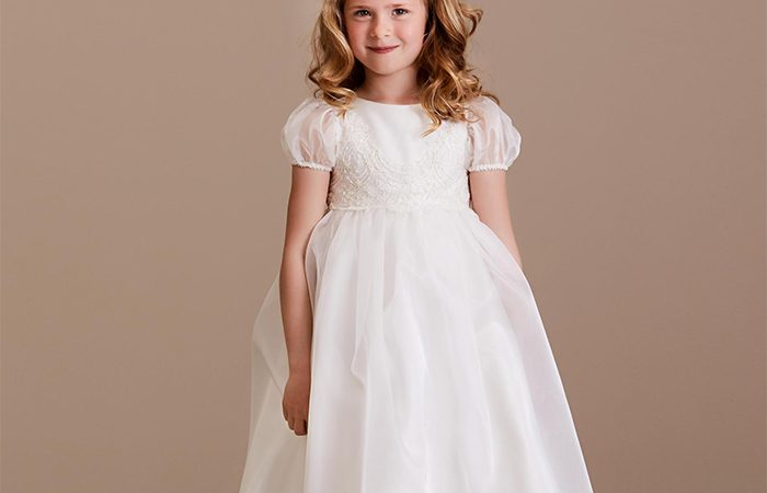 مدل لباس عروس دخترانه Lilly 2019