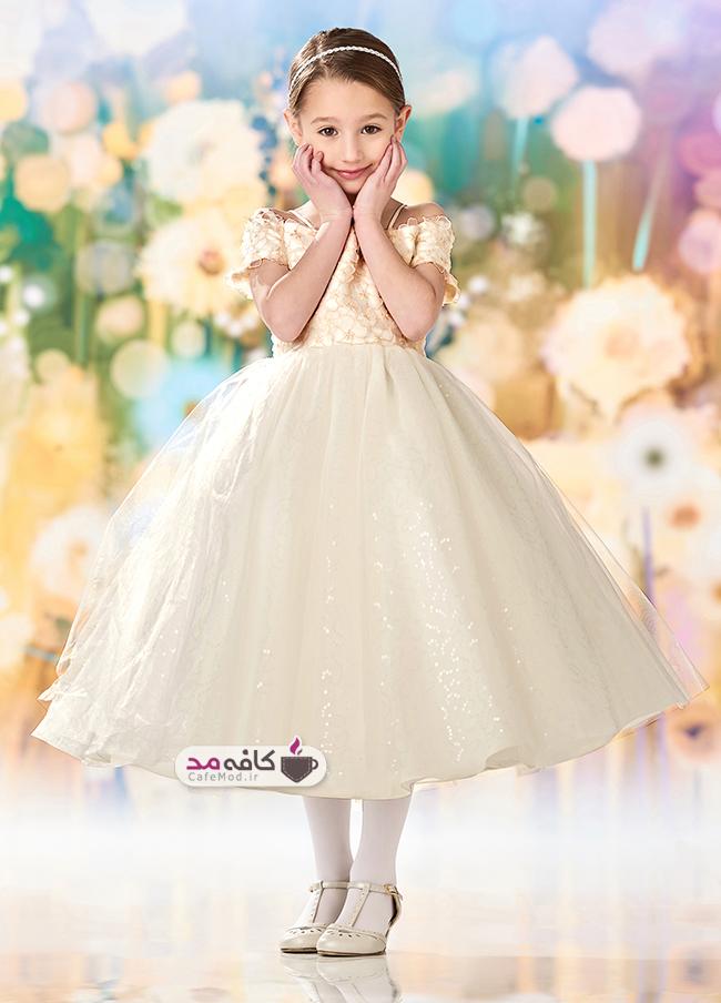 مدل لباس مجلسی و عروس دخترانه 2019