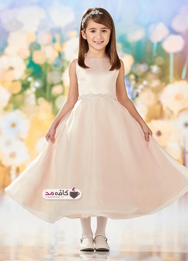 مدل لباس مجلسی دخترانه 2019