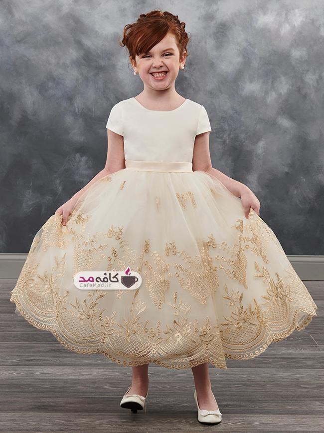 مدل لباس مجلسی و عروس 2019